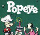 Popeye Classics (comic book)-IDW-No 47-Jun 2016