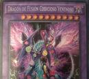Dragón de Fusión Codicioso Venenoso