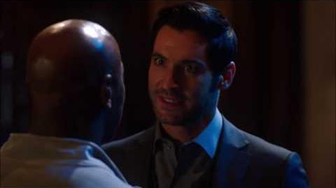 """I need no protection, Brother"" - Lucifer S03E14"