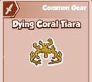 Dying Coral Tiara