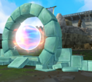 Portal (Caverna das Memórias Impuras)