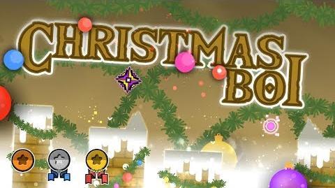 Christmas Boi 100%.11- Christmas Boi (3 coins) - Serponge