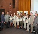 ELLM Girl Scouts earn prestigious awards