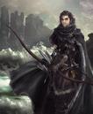 Theon Greyjoy on Pyke by Mike Hallstein©.png