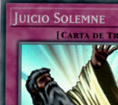 Juicio Solemne