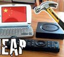 Bored Smashing - Chinese Tech!