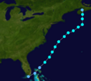 1958 Atlantic hurricane season (SDTWFC Analysis)