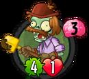 Excavator Zombie (PvZH)