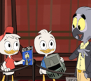 The Infernal Internship of Mark Beaks