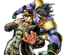 Jotaro Kujo (Eyes of Heaven)