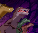 Hookthumb Sharpteeth (The Wisdom of Friends)