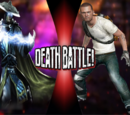 Raiden vs Cole MacGrath