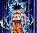 A Surging New Power Goku (Ultra Instinct -Sign-)