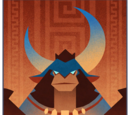 Lord Knossos/Cards