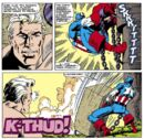 Steven Rogers (Earth-616) and Brian Braddock (Earth-616) from Captain America Vol 1 306 001.jpg