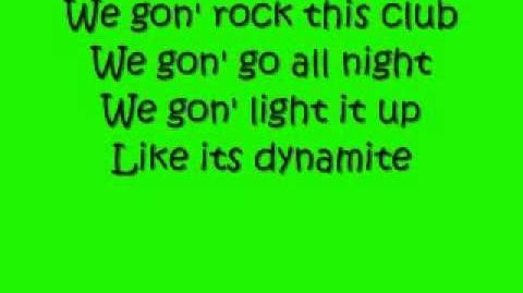 Dynamite-Taio Cruz (lyrics)-0