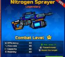 Nitrogen Sprayer