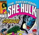 Sensational She-Hulk Vol 1 5
