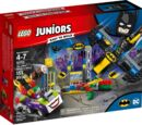 10753 The Joker Batcave Attack
