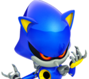 Metal Sonic (Classic Sonic's world)