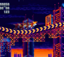 Super Tails (Classic Sonic's world)