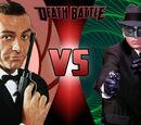 James Bond vs Green Hornet