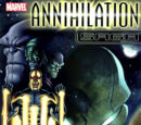 Annihilation: Saga Vol 1 1