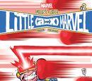 Gigantesca Pequena Marvel: VVX Vol 1 2