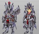 Silver Sol Armor (MHST)
