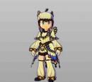 Butterfly Armor+ (MHST)