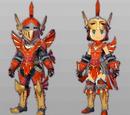 Agnaktor Armor (MHST)