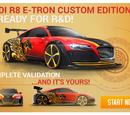 Audi R8 e-tron Special Edition