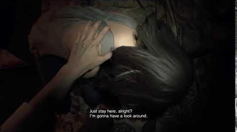 Resident Evil 7: Biohazard cutscenes