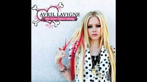Avril Lavigne - Everything Back But You (Audio)