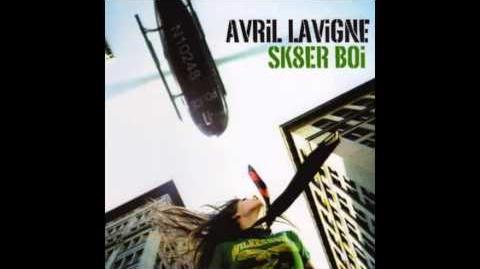 Avril Lavigne - Get Over It (Audio)