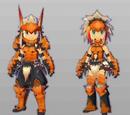 Barioth U Armor (MHST)