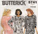Butterick 5741 A
