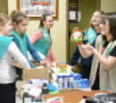 Baldwin Girl Scouts lend a helping hand to Puerto Rico victims