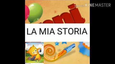 LA MIA STORIA