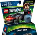 71286 Knight Rider Fun Pack