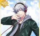 Ranmaru Kurosaki (Listen to MUSIC ♪ / Listening to Music)