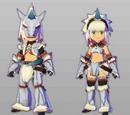 Kirin Armor (MHST)