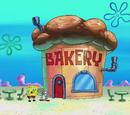 Bikini Bottom Bakery