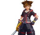 Personnages Kingdom Hearts II