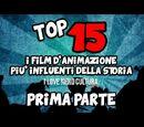 TOP 15: I FILM D'ANIMAZIONE PIÙ INFLUENTI DELLA STORIA