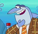 Boat salesperson