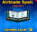 Airblade Spell