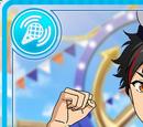 (High-spirited Sailor) Tetora Nagumo