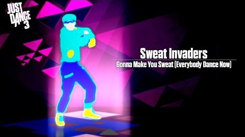 Just Dance 3 - Gonna Make You Sweat (Everybody Dance Now)