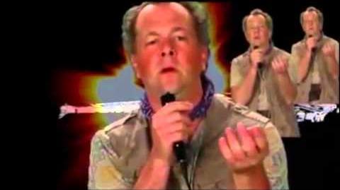 """Breaking Bad's Gale sings """"Major Tom"""" (Complete Song) -HD-"""